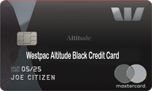 Westpac Altitude Black Credit Card - How to Apply