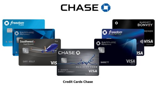 Credit Cards Chase