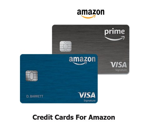 Credit Cards For Amazon