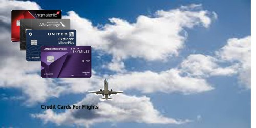 Credit Cards For Flights