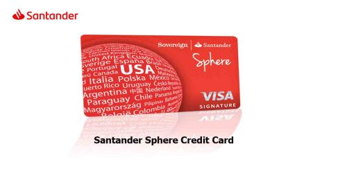 Santander Sphere Credit Card