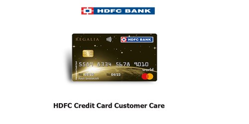 HDFC Credit Card Customer Care