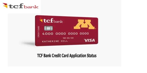 TCF Bank Credit Card Application Status