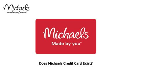 Does Michaels Credit Card Exist?