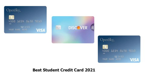 Best Student Credit Card 2021