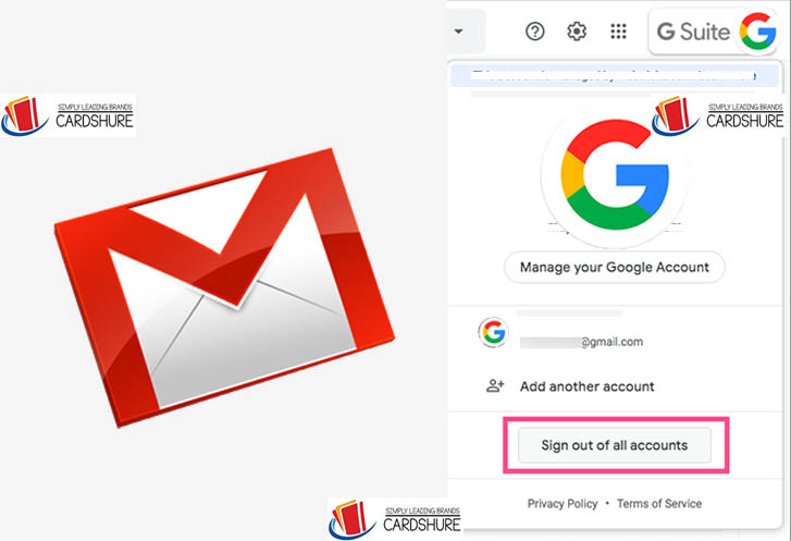 Gmail Sign Out of all Devices Mobile