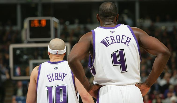Bibby et Webber aux Kings