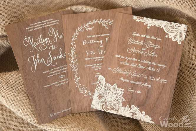 Business Cards Wedding Invitations