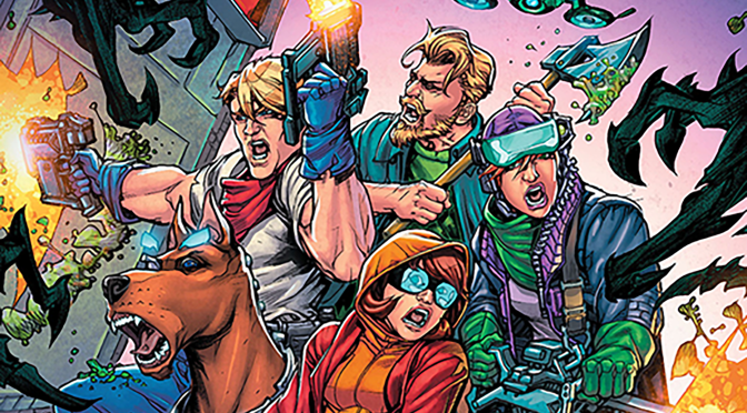 [Review] Scooby Apocalypse #7