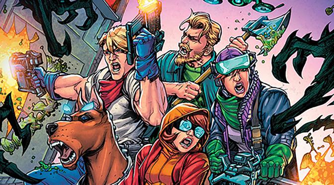 [Review] Scooby Apocalypse #7