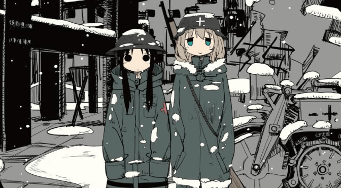 [Review] Girls' Last Tour Vol. 1