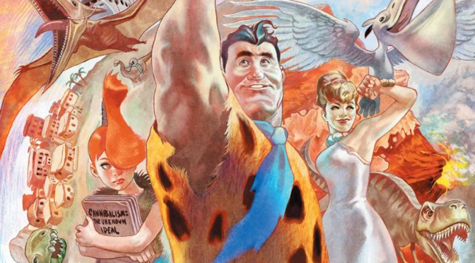 [Review] The Flintstones Vol. 1