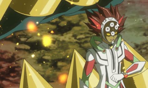 Yu-Gi-Oh! VRAINS - Episode 10