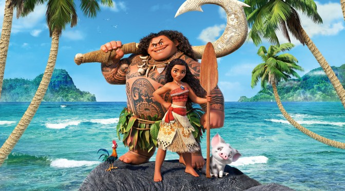 [Micro-Review] Moana