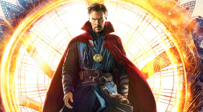 [Micro-Review] Doctor Strange