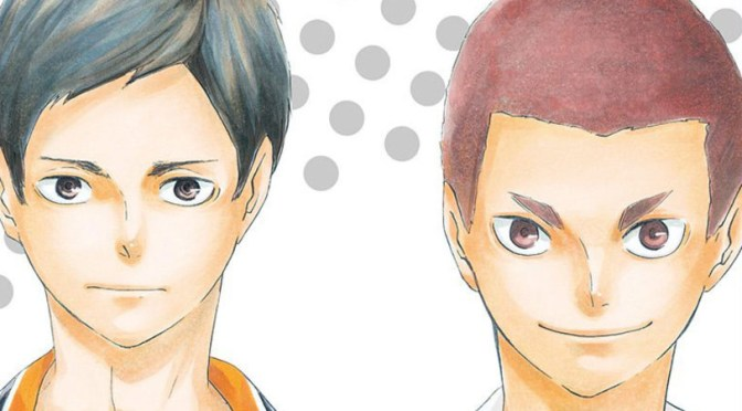 [Review] Haikyu!! Vol. 14