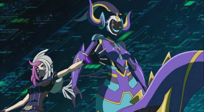 [Review] Yu-Gi-Oh! VRAINS – Episode 14