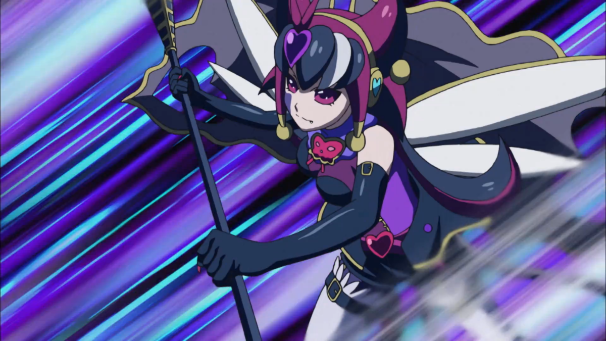 review yugioh vrains  episode 17  cards on the table