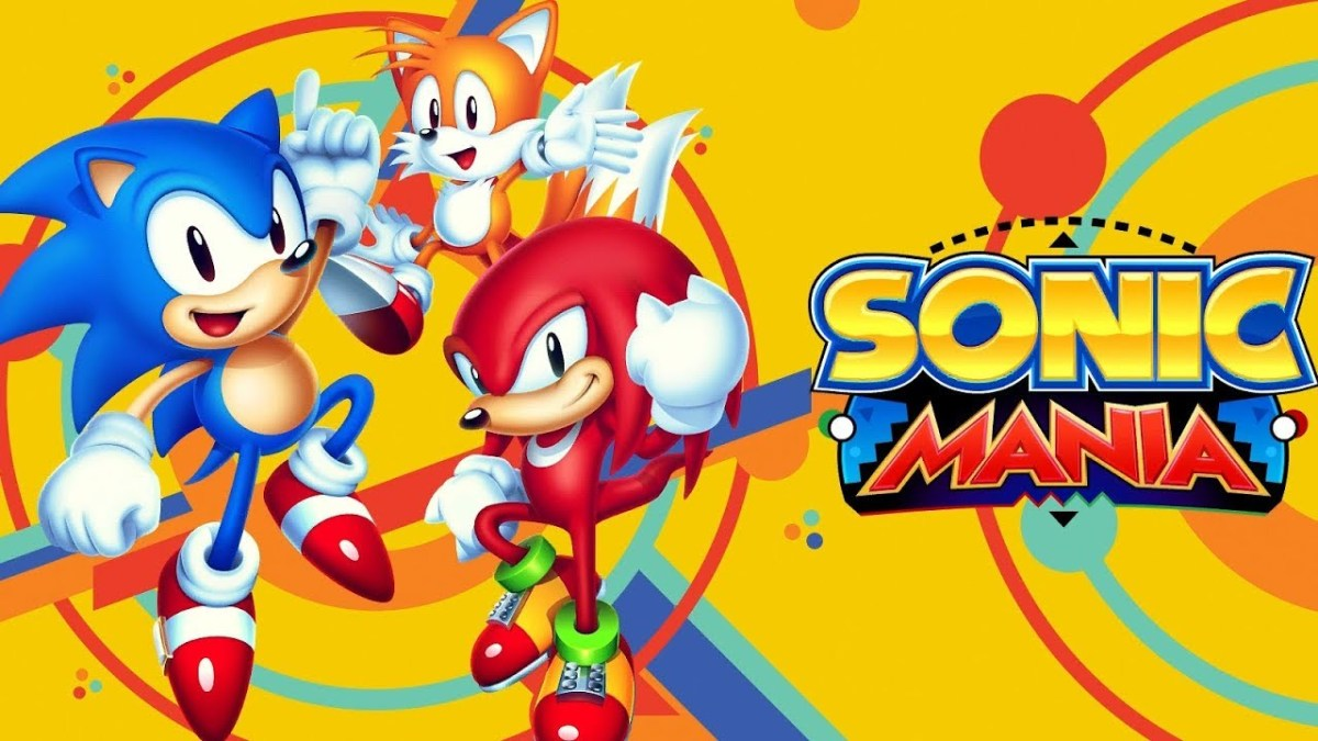 Review] Sonic Mania | Cards on the Table