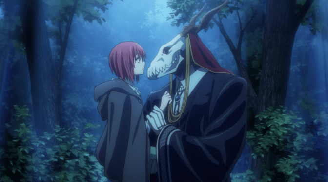 [Review] The Ancient Magus' Bride – Episode 1