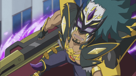 Yu-Gi-Oh! VRAINS - Episode 23