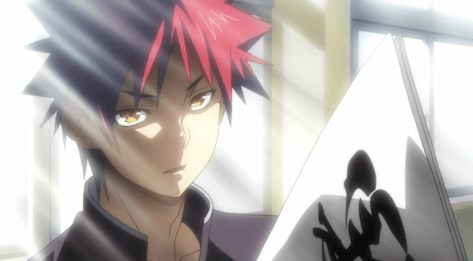 [Review] Food Wars! The Third Plate – Episode 7