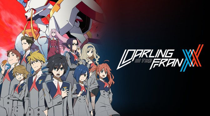 [Review] DARLING in the FRANXX
