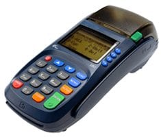 Card Systems PAX S80 Credit Card Terminal