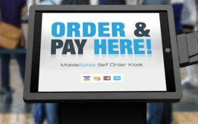 Self-Order Kiosks Automate Restaurants and Reduce Labor Costs
