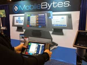 MobileBytes POS at Restaurant Show