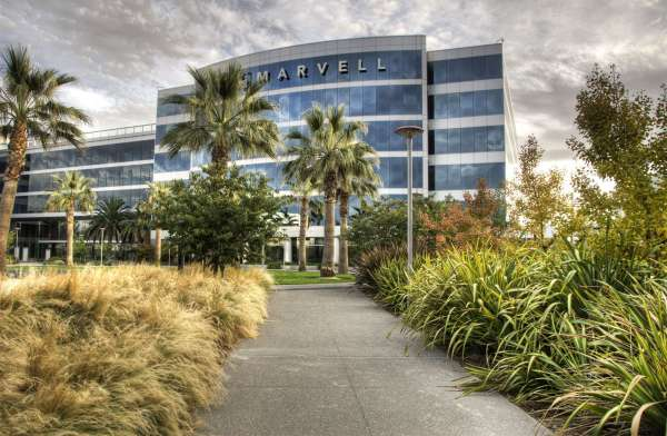 Marvell Semiconductor Office - Year of Clean Water