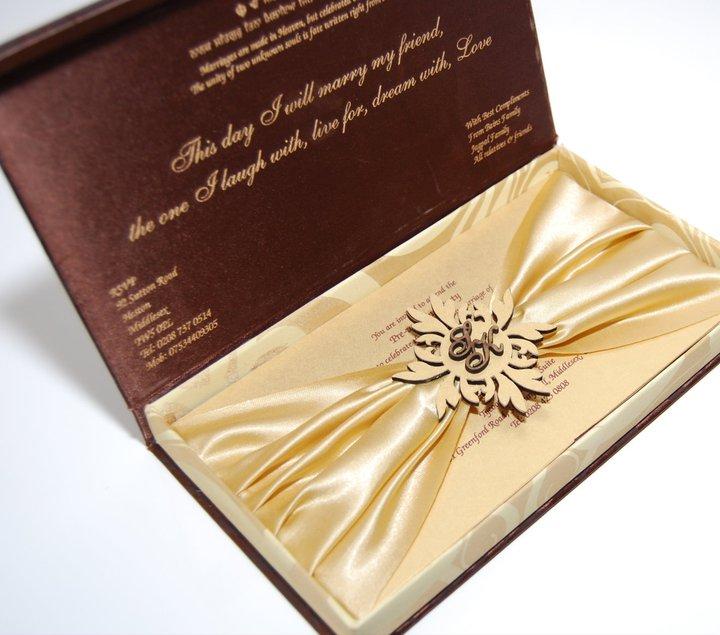 Muslim wedding cards Islamic wedding invitations Cardwala UK