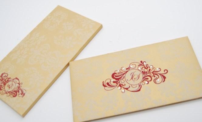 Vintage Wedding Invitation By Prettywild Uk Stationery