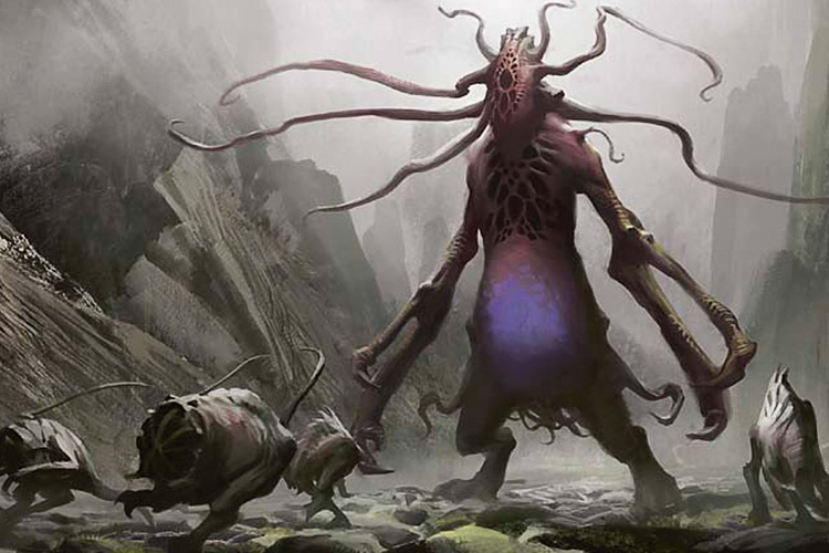 Emrakul's Hatcher | Art by Jaime Jones