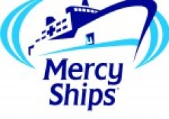 Mercy Ships logo en payoff high res
