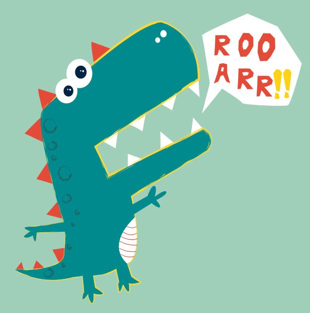 dinosaur-roarr