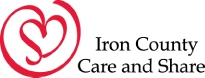 Iron Care and Share logo