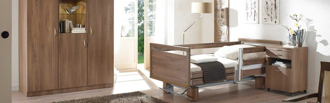 Adjustable height bed