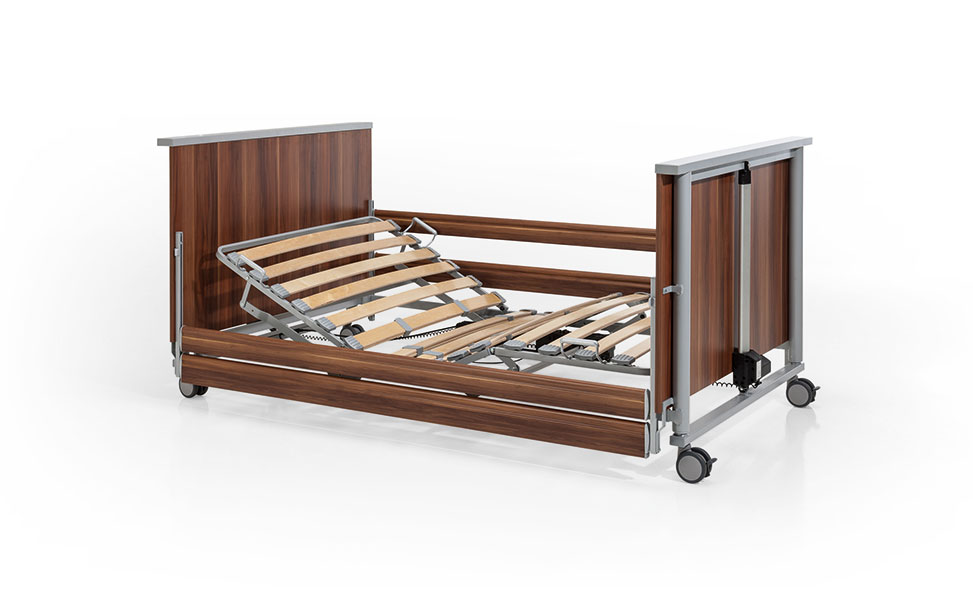Adiflex adjustable height bariatric bed