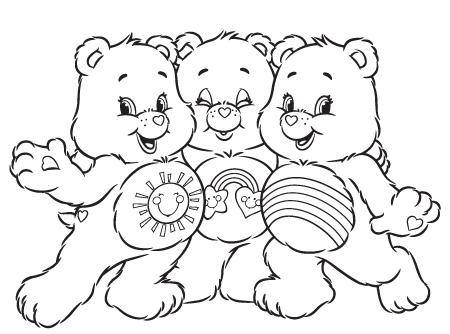 Share the Love | Care Bears Australia