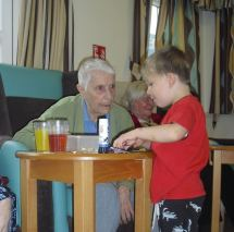 Windsor Care Home Creating Friendships Ages