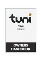 Tuni Spectra with Carry Bag, Rollator, Rollators UK