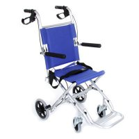 Ambulance Plus Transfer Chair, Lightweight Travel Chairs