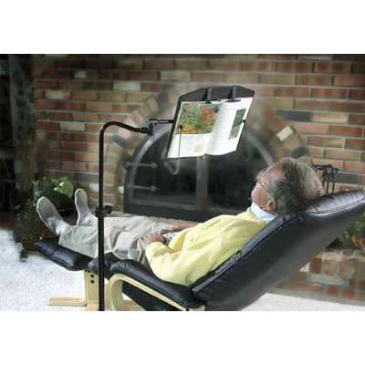 Book Holder Stand Recliner Chair Book Holder