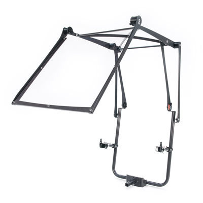 ScooterPac Fold-Away Mobility Scooter Canopy