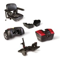 Pride Go Chair Electric Wheelchair, Electric Powerchairs