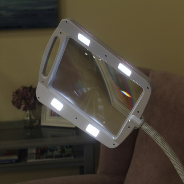Magnifying Led Floor Lamp Riser Recliner Accessories