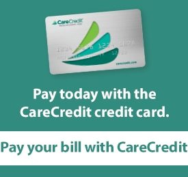 pay carecredit button