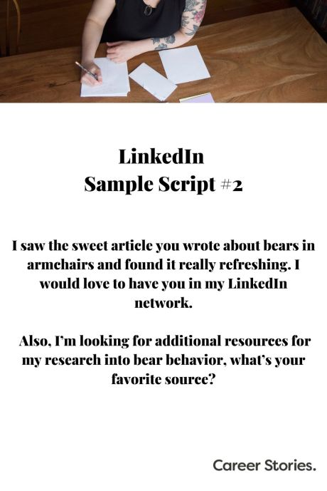 linkedin connecton scripts