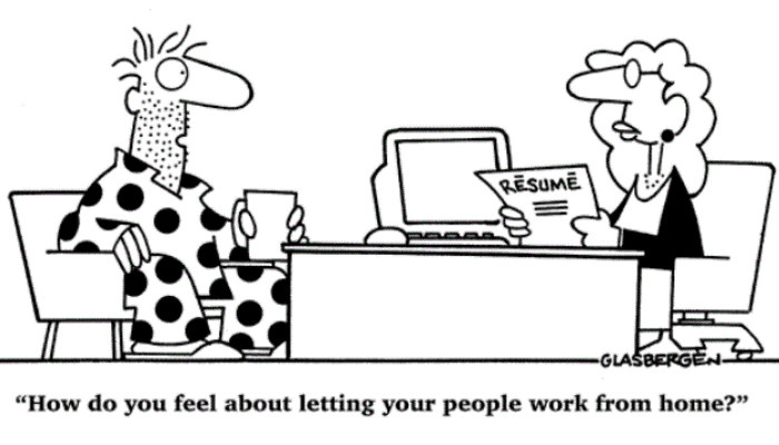 Funny Cartoons to Prepare You For Your Next Job Interview
